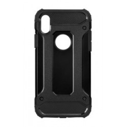 POWERTECH θήκη Hybrid Protect για iPhone XR, μαύρη