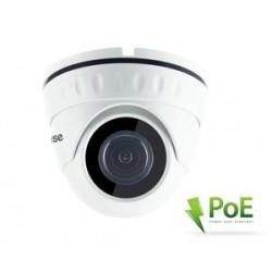 LONGSE IP POE Dome Κάμερα, 4MP, 3.6mm, IR 20m, metal, SD card, αδιάβροχη