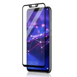 POWERTECH Tempered Glass 5D για Huawei Mate 20 Lite, full glue, μαύρο