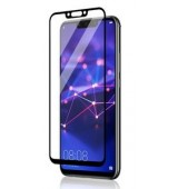 POWERTECH Tempered Glass 5D για Huawei Mate 20 Lite, full glue, μαύρο