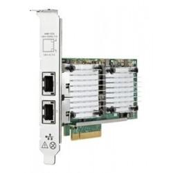 HP used Server Ethernet Adapter 656596-B21, 10Gbps, 2-port 530T