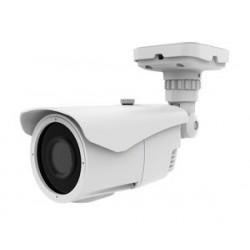 LONGSE Υβριδική Bullet Κάμερα, 1080p 2.1MP, 2.8-12mm, IR 60M, μεταλλική