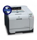 HP used Printer LaserJet CP2025N, Color, με toner