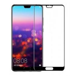 POWERTECH Tempered Glass 5D Full Glue για Huawei P20, Black