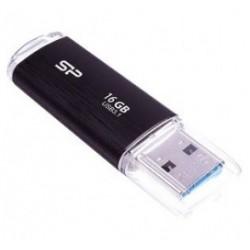 SILICON POWER USB Flash Drive Blaze B02 , 16GB, USB 3.1, Black