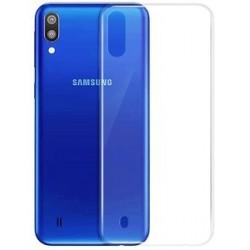 POWERTECH Θήκη Ultra Slim για SAMSUNG Galaxy M10, διάφανη