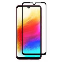 POWERTECH Tempered Glass 5D Full Glue για Xiaomi Redmi 7, Black