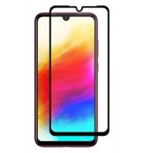 POWERTECH Tempered Glass 5D Full Glue για Xiaomi Redmi 7, Black