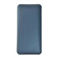 POWERTECH Θήκη Slim Leather για iPhone XR, γκρι
