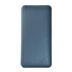 POWERTECH Θήκη Slim Leather για iPhone XS MAX, γκρι