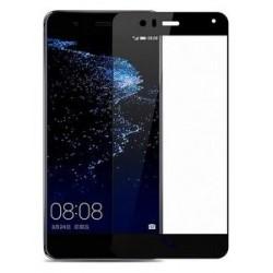POWERTECH Tempered Glass 5D, Full Glue, για Huawei P10 Lite, μαύρο