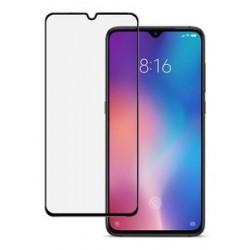 POWERTECH Tempered Glass 5D, Full Glue, για Xiaomi Mi 9 SE, μαύρο