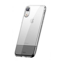 BASEUS θήκη Soft & Hard για iPhone XR WIAPIPH61-RY01, διάφανη