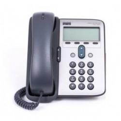 CISCO used Unified IP Phone 7912G, γκρι/ασημί