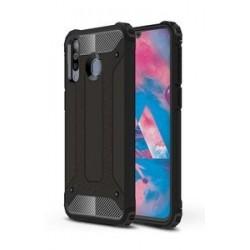 POWERTECH θήκη Hybrid Protect MOB-1322 για Samsung Galaxy M30, μαύρη