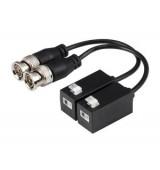 Παθητικό Video Balun ST-HD345 για κάμερες 3MP/4MP/5MP