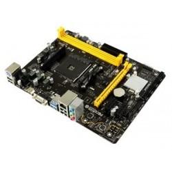 BIOSTAR Μητρική A320MH, 2x DDR4, AM4, USB 3.1, HDMI, mATX, Ver. 6.1