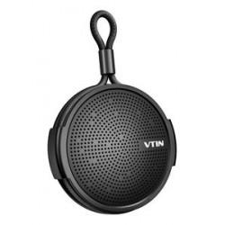 VTIN φορητό ηχείο VNBH221AC, bluetooth, IPX5, 4W RMS, 1000mAh, μαύρο
