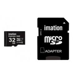 IMATION κάρτα μνήμης MicroSDHC UHS-1, 32GB, Read 45MB/s, Class 10