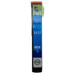 Συμβατό Inkjet μελάνι για Epson - T2632, CYAN
