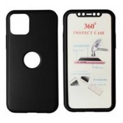 POWERTECH Θήκη Slim Leather για Xiaomi Redmi 6 Pro, μαύρη