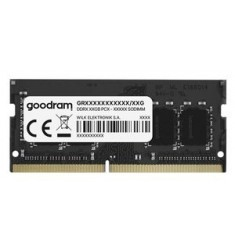 GOODRAM Μνήμη DDR4 SODIMM, 4GB, 2666MHz, PC4-21300, CL19