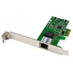 POWERTECH Κάρτα Επέκτασης PCI-e to LAN 10/100/1000, Chipset 8111E