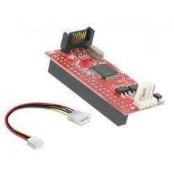 POWERTECH Κάρτα Επέκτασης IDE σε SATA SLOT-008, Chipset JMB20330