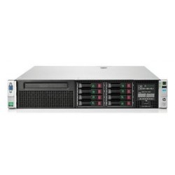 HP Server ProLiant DL380p Gen8, 2x E5-2620, 16GB, 2x 460W, REF SQ