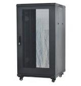 """POWERTECH καμπίνα rack 19"""" NETW-0002, 600 x 800 x 1166mm, 22U"""