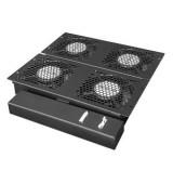 POWERTECH cooling fan με θερμοστάτη για rack NETW-0010, 29.5x31x4cm