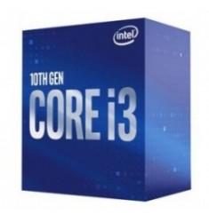 INTEL CPU Core i3-10100, Quad Core, 3.6GHz, 6MB Cache, LGA1200