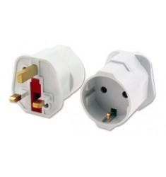 POWERTECH Καλώδιο USB σε Micro USB dual ele PTR-0062 copper, 1m, μαύρο