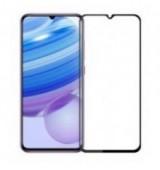 POWERTECH Tempered Glass 5D, full glue, Xiaomi Redmi 10X/Pro 5G, μαύρο