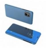 POWERTECH θήκη Clear view MOB-1509, Samsung S20, μπλε