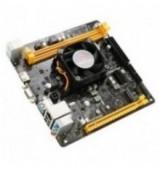 BIOSTAR Μητρική A10N-9830E και CPU FX-9830P, 2x DDR4, USB 3.2, Ver. 6.0