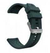 HIFUTURE λουράκι σιλικόνης HIFIT-STRAP-GN, 22mm, πράσινο