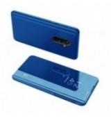 POWERTECH θήκη Clear view MOB-1531 για Xiaomi Mi 9T/9T Pro, μπλε