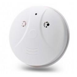 Κρυφή κάμερα τύπου ανιχνευτή καπνού SPY-014, Full HD, Wi-Fi, λευκή