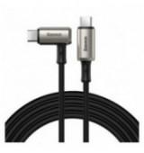 BASEUS καλώδιο USB Type-C CATPN-01, 5A 100W, PD3.1 Gen2, 1.5m, μαύρο