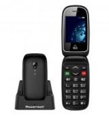 POWERTECH Κινητό Τηλέφωνο Sentry Global PTM-19, SOS Call, φακός, μαύρο
