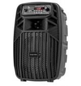 KRUGER&MATZ Φορητό ηχείο ΚΜ0554, bluetooth, USB, FM Radio, μαύρο