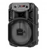 KRUGER&MATZ Φορητό ηχείο ΚΜ0555, bluetooth, USB, FM Radio, μαύρο