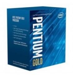 INTEL CPU Pentium Gold G6400, Dual Core, 4GHz, 4MB Cache, LGA1200