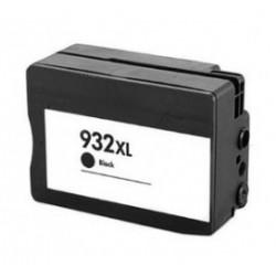 Συμβατό Inkjet για HP, 932 XL, 32ml, Black