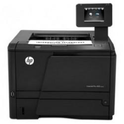 HP used Printer LaserJet Pro 400 M401dn, Mono, με toner
