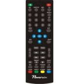 POWERTECH χειριστήριο συμβατό με δέκτη PT-MPEG4-HD2 μπλε συσκευασία