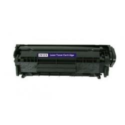 Συμβατό Toner για HP, Q2612X/FX10, Black, 3K