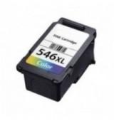 Συμβατό Inkjet για Canon CL-546XL, 10ml, Color