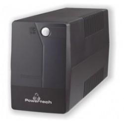POWERTECH UPS Line Interactive PT-1050, 1050VA/630W